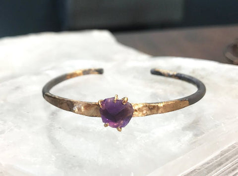 Amethyst Birthstone Jewelry | Astrology Jewelry | Laura James Jewelry Blog