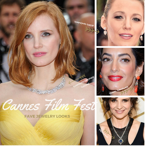 Jewelry Trends at Cannes from the Laura James Jewelry Blog