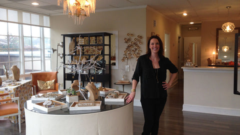 Laura James of Laura James Jewelry