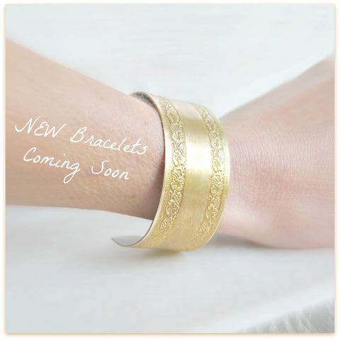 New Boho Bracelets from Laura James Jewelry On the Way