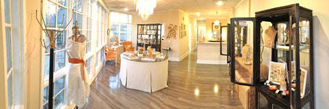 Laura James Jewelry interior by Laura James