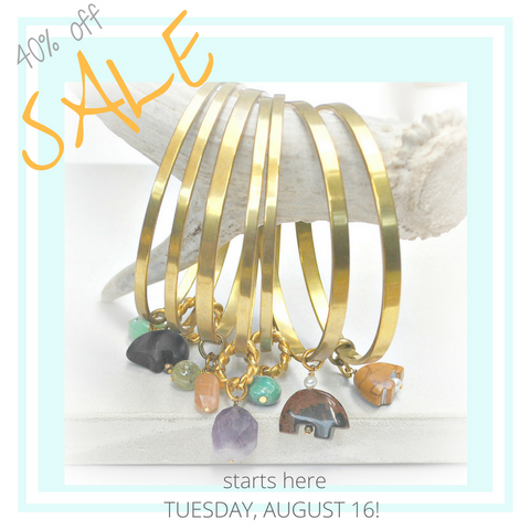 Jewelry Sale at Laura James Jewelry