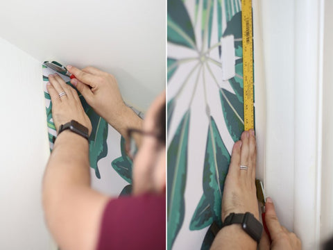 Lovely Indeed Wallpaper Tutorial on the Laura James Jewelry Blog
