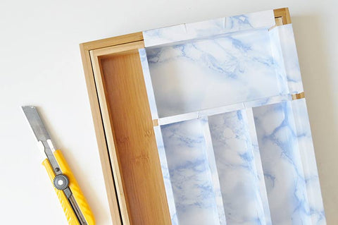 DIY organizer for your drawer