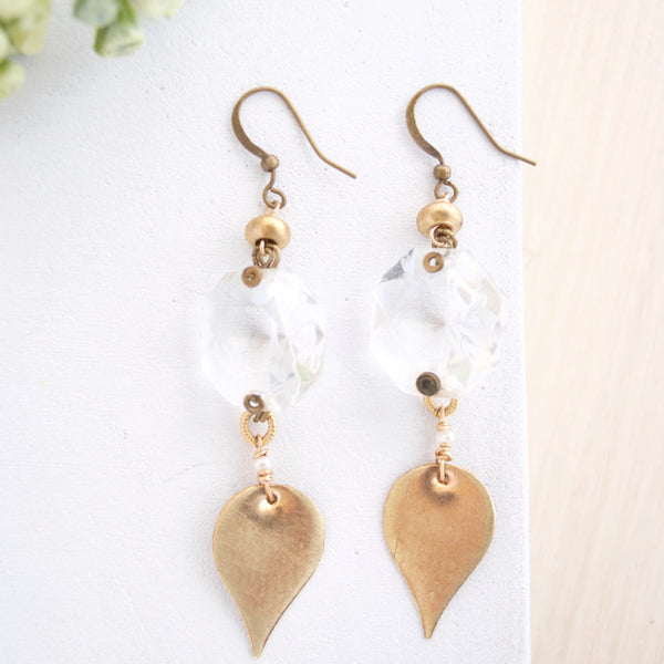 Boho Dangle Earrings I Laura James Jewelry