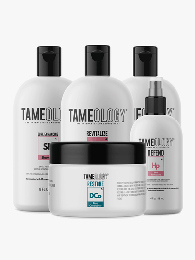 Curl Enhancing Complete Kit - Tameology