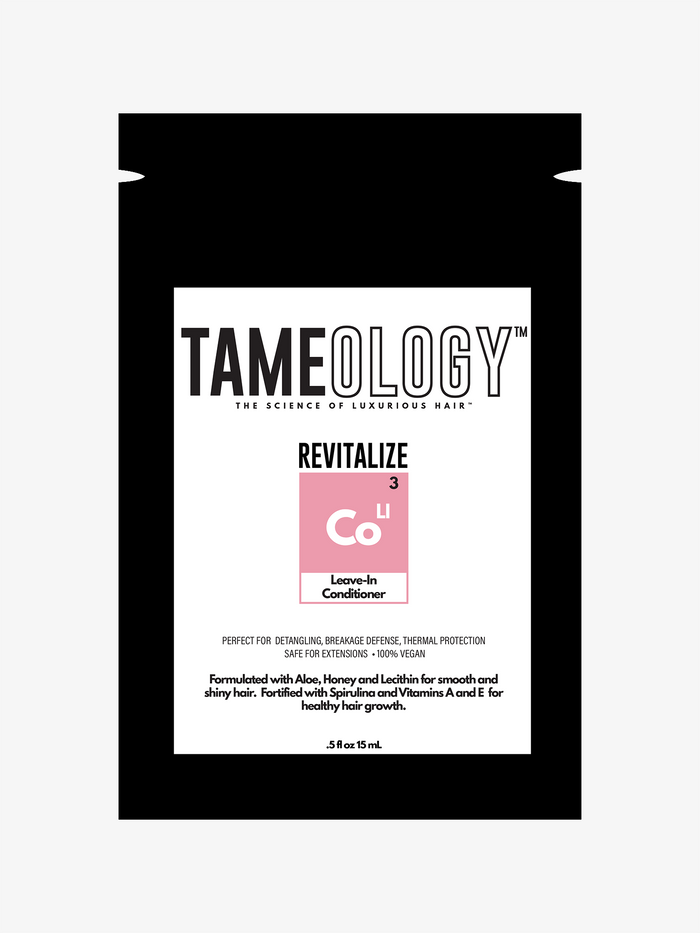 Revitalize Leave-In Conditioner - Tameology