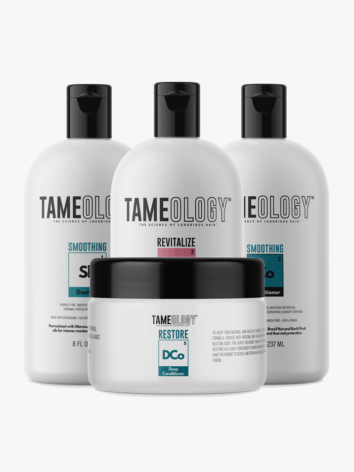 Smooth, Revitalize and Restore Kit - Tameology