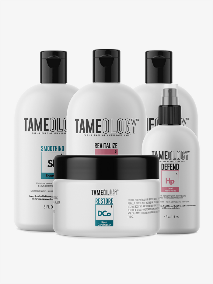 Smoothing Complete Kit - Tameology