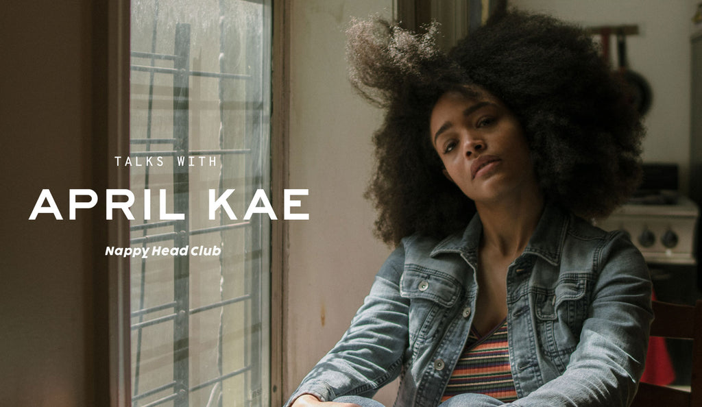 April Kae Talks Otherism and Safe Spaces for Black Women