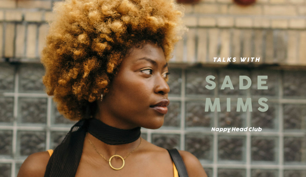 Sade Mims Talks Running a Black-Owned Business