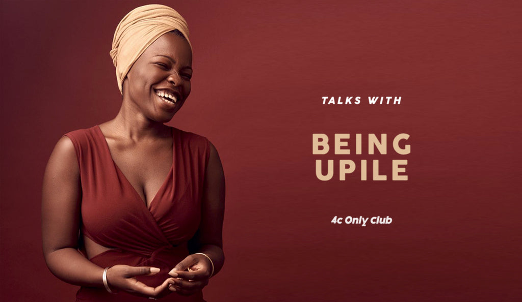 Talks with: Upile Chisala