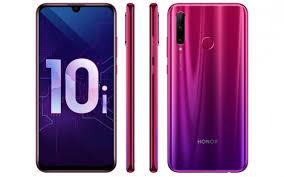 Honor 10i 128GB Black 4G Dual Sim - Marheba
