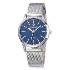 Daniel Klein 11925-4 Mash Band Women Analog Watch-(Steel) - Marheba