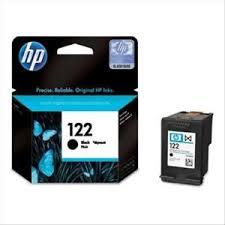 HP 122 Black Original Ink Cartridge - Marheba