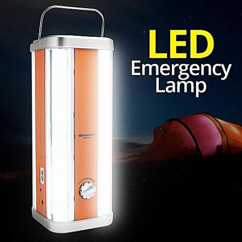 Kamisafe LED Emergency Lamp, KM-7671 - Marheba