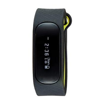 Fastrack Reflex 2.0 Smart Band Black With Neon Green Accent - Marheba