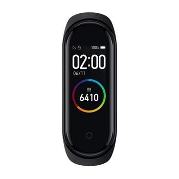 Xiaomi Mi Smart Band 4 Fitness Tracker – Black - Marheba