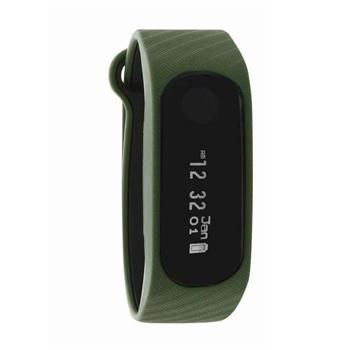 Fastrack 90059PP06 Reflex 2.0Smart Band Military Green With Black Accent - Marheba