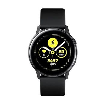 Samsung SM-R500 Galaxy Active Smart Watch 40mm – Black - Marheba