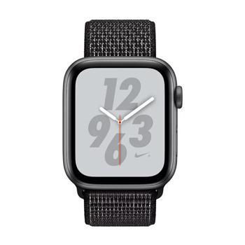 Apple Watch Nike+ Series 4 GPS 40mm Space Grey Aluminium Case With Black Nike Sport Loop - Marheba