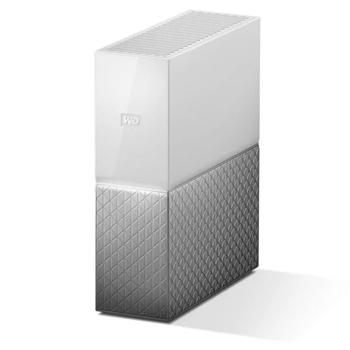 Western Digital My Cloud Home NAS Drive 6TB White WDBVXC0060HWTEESN - Marheba