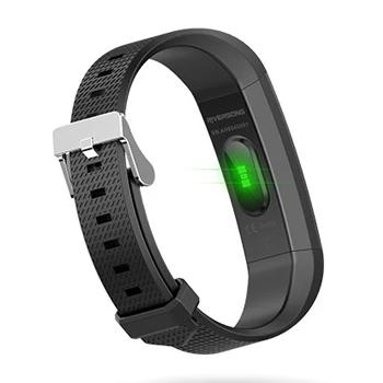 Riversong Act HR Smart Fitness Band Black - Marheba