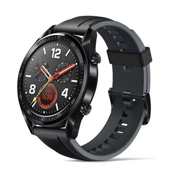 Huawei Fortuna Smart Watch Black+AM61 Sports Blueetooth Headset Black - Marheba