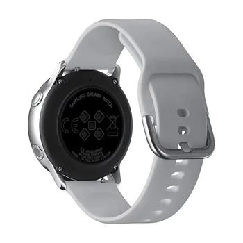 Samsung Galaxy Active Smart Watch 40mm – Silver - Marheba