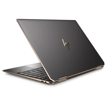 HP Spectre x360 13-AP0013NE Convertible Touch Laptop – Core i7 1.8GHz 16GB 512GB Shared Win10 13.3inch FHD Dark Ash Silver - Marheba