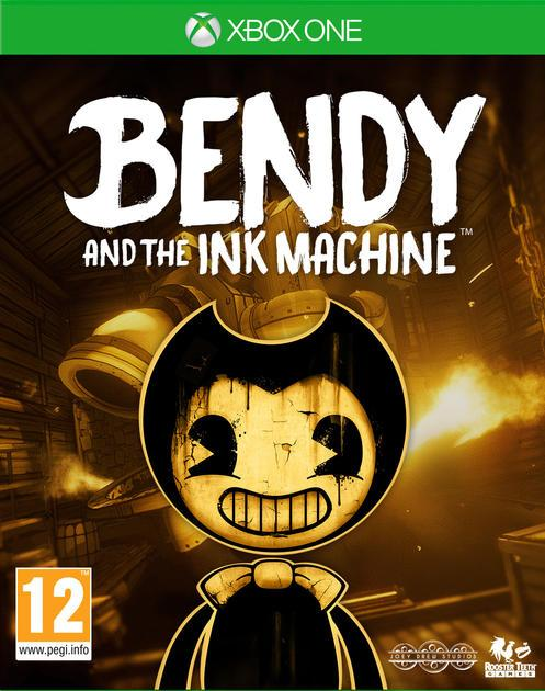 Bendy And The Ink Machine Xbox One - Marheba