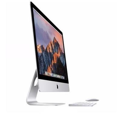 Apple iMac With Retina 5K Display - Intel Core i5, 2TB, 8GB RAM, 27 Inch, RADEON Pro 8GB, Silver - Marheba