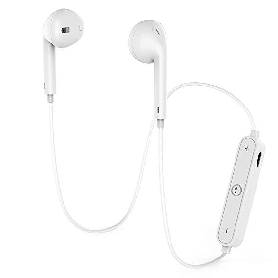 Wireless Bluetooth V4.1 Headset Sport Stereo Headphone Earphone - Marheba