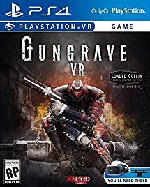 Gungrave VR - PlayStation VR PS4 - Marheba