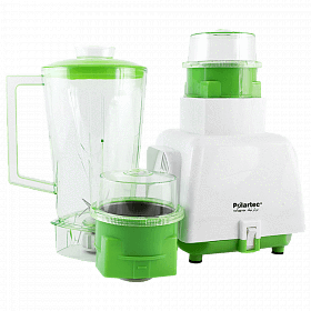 Polartec 3 in 1 Super Blender + Grinder 300 Watts, PT-2424