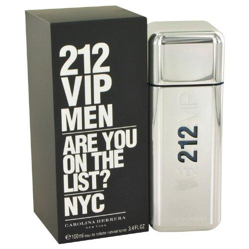 Carolina Herrera 212 VIP Men (100 ml) - Marheba