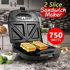 Polartec 4 Slices Sandwich Maker-PT-5713SM - Marheba