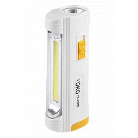 Yoko Solar Rechargeable Multi Purpose Mini SMD Emergency Light. - Marheba