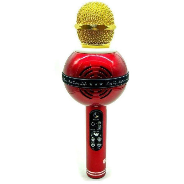 Wster Mic Bluetooth Handheld Microphone WS-878