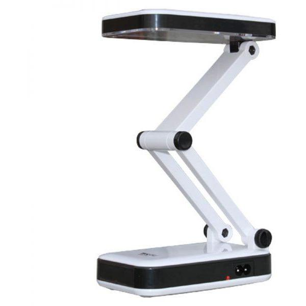 DP LED-666 SMD LED Foldable Desk Lamp With Charger