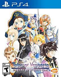 Tales of Vesperia: Definitive Edition PS4 - Marheba