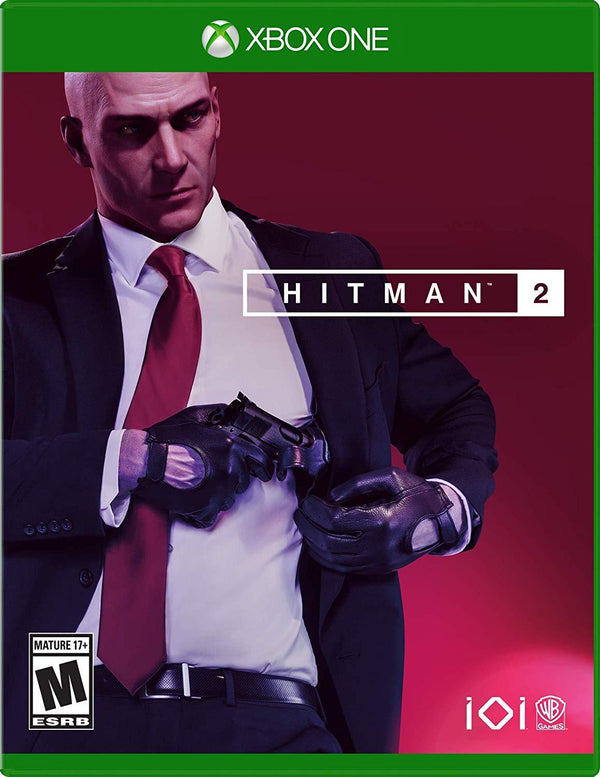 Hitman 2 Xbox One - Marheba