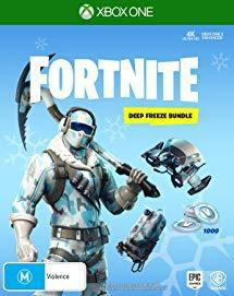 Fortnite: Deep Freeze Bundle Xbox One - Marheba