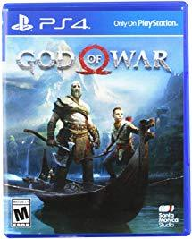 God Of War Day One Edition PS4 - Marheba