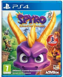Spyro Trilogy Reignited PS4 - Marheba
