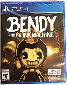 Bendy And The Ink Machine PS4 - Marheba