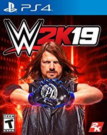 WWE 2K19 PS4 *Buy and Get Free Ric Flair Plaque - Marheba
