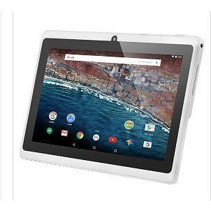 BSNL B-25, Tablet 7 inch, Android 4.4.2, 8GB, 512 MB DDR3, Wi-Fi, Quad Core, Dual Camera, White - Marheba