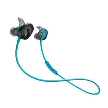 Bose 7615290020 Soundsport Wireless Earphone Aqua - Marheba