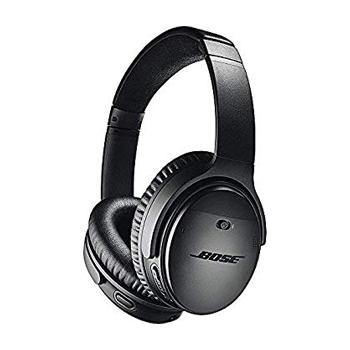 Bose QuietComfort35II Wireless Headphone Black - Marheba